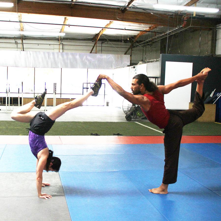 gymnastics&yoga
